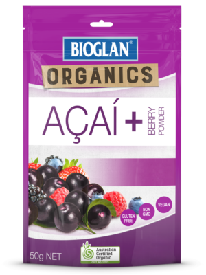 Bioglan Organic Acai + Berry Powder
